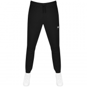Money Real Cash Dollar Joggers Black