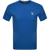PS By Paul Smith Regular Fit T Shirt Blue