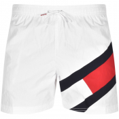 Tommy Hilfiger Swim Shorts White