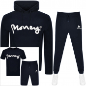 Money Four Pack Tracksuit Navy