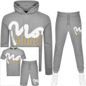 Money Four Pack Tracksuit Grey