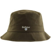 Barbour Cascade Bucket Hat Green
