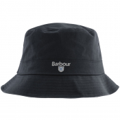 Barbour Cascade Bucket Hat Navy