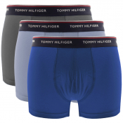Tommy Hilfiger Underwear 3 Pack Trunks
