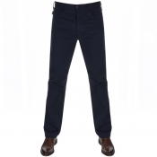 Emporio Armani J21 Regular Fit Stretch Jeans Navy