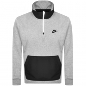 Nike HZ Sweatshirt Grey