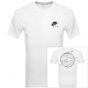 Nike Air Crew Neck T Shirt White