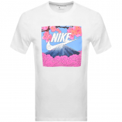 Nike Manga Photo T Shirt White