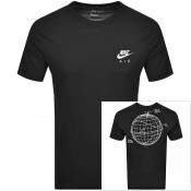 Nike Air Crew Neck T Shirt Black