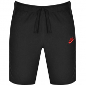 Nike Club Logo Shorts Black