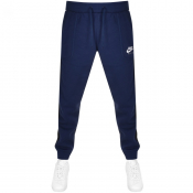 Nike Air Jogging Bottoms Navy