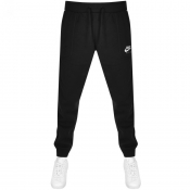 Nike Air Jogging Bottoms Black