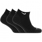 Nike Training Everyday Max Cushioned Socks Black