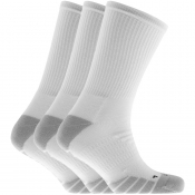 Nike Training Everyday Max Cushioned Socks White