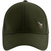 PS By Paul Smith Zebra Baseball Cap Green