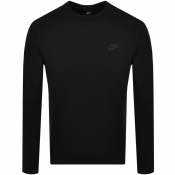 Nike Crew Neck Tech Sweatshirt Black
