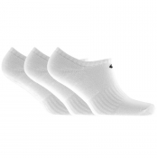 Nike Training Logo Trainer Socks White