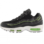 Nike Air Max 95 Trainers Black