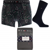 Tommy Hilfiger Underwear Trunks And Socks Gift Set