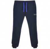 BOSS Bodywear Lounge Jogging Bottoms Blue