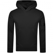 CP Company Pullover Hoodie Black
