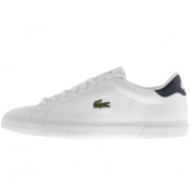 Lacoste Lerond Plus Trainers White