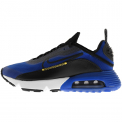 Nike Air Max 2090 Trainers Blue Black