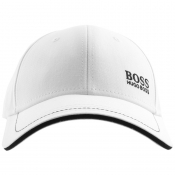 BOSS Baseball Cap White
