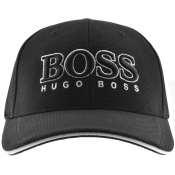 BOSS Baseball Cap US Black