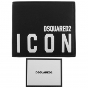 DSQUARED2 Icon Wallet Black