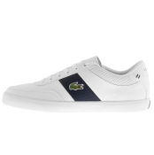 Lacoste Court Master Trainers White