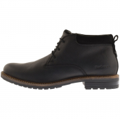 Barbour Barnard Boots Black