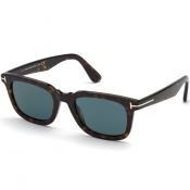 Tom Ford FT0817 Sunglasses Brown