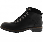 Barbour Wickham Boots Black