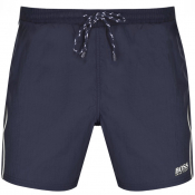 BOSS Starfish Swim Shorts Navy