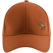 PS By Paul Smith Zebra Baseball Cap Brown