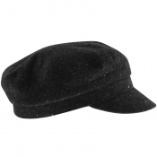 Pretty Green Wool Cinnamon Hat Grey