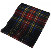 Ralph Lauren Wool Scarf Black