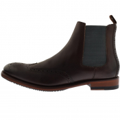 Sweeney London Portrush Chelsea Boots Brown