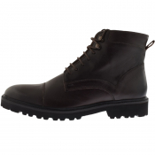 Sweeney Hareden Boots Brown