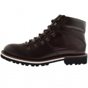 Sweeney London Rispond Boots Brown