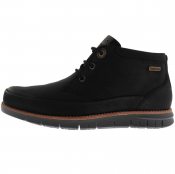 Barbour Nelson Boots Black