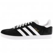 adidas Originals Gazelle Trainers Black