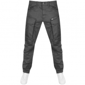 G Star Raw Rovic 3D Tapered Chinos Grey