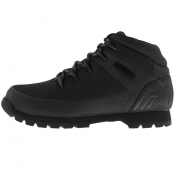 Timberland Euro Sprint Waterproof Boots Black