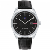 Tommy Hilfiger 1710439 Theo Watch Black