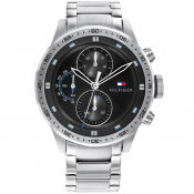 Tommy Hilfiger Trent 1791805 Watch Silver