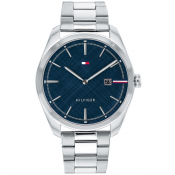 Tommy Hilfiger Theo Watch Silver