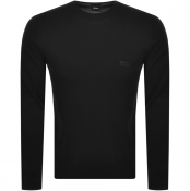 BOSS Pacas L Knit Jumper Black
