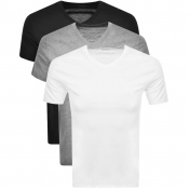 BOSS V Neck Triple Pack T Shirts